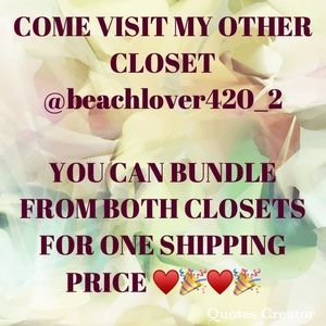 Come Visit My Other Closet @beachlover420_2